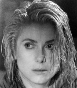 SCENE OF THE CRIME, Catherine Deneuve, 1986
